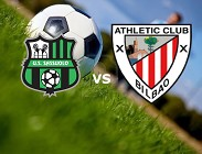 Sassuolo Athletic Bilbao streaming live gratis link, siti web. Dove vedere