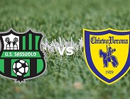 Sassuolo Chievo in streaming