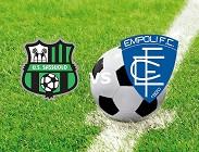 Sassuolo Empoli streaming gratis live diretta. Dove vedere e come. Siti web migliori, link (AGGIORNAMENTO)