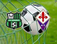 Sassuolo Fiorentina in streaming