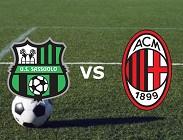 Sassuolo Milan streaming su Rojadirecta e sistemi differenti dopo chiusura link. Mediaset Premium e Sky contro provider e utenti
