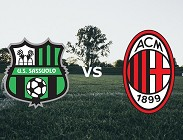 streaming Sassuolo Milan