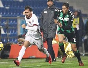 Sassuolo Milan streaming siti web Rojadirecta