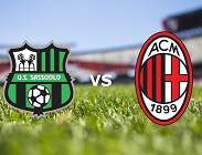 Sassuolo Milan in streaming