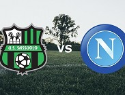 Sassuolo Napoli live in streaming