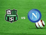 streaming Sassuolo Napoli