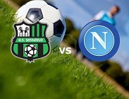 Sassuolo Napoli in streaming siti web Rojadirecta