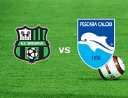 Sassuolo Pescara streaming live gratis link, siti web. Dove vedere