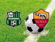 Sassuolo Roma streaming live diretta gratis migliori siti web, link. Dove vedere