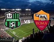 Sassuolo Roma streaming serie A: dove vedere anticipo oggi stasera 2 Febbraio 2016, diretta TV e siti web