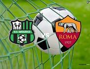 Sassuolo Roma streaming live gratis. Vedere link, siti web