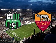 Sassuolo Roma streaming gratis live diretta link, siti web. Dove vedere