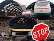 Sciopero treni stasera e venerdì domani locali, regionali, Frecce, Italo, Pendolari.Orari, fasce e treni garantite 29-30 Settembre