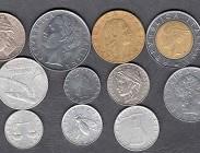 Lira, tesoro, euro