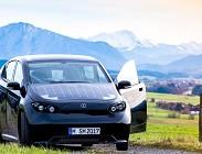 auto elettrica, sion, auto solare