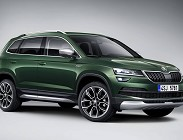 Skoda Karoq 2019, suv con tanti optional
