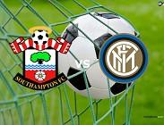 Southampton Inter streaming live gratis per vedere su link, televisioni, siti web,