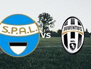 Streaming SPAL Juventus diretta live gratis