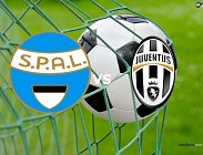 SPAL Juventus streaming
