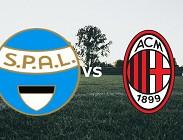 Streaming SPAL Milan diretta live