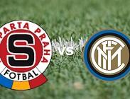 Vedere Sparta Praga Inter oggi pomeriggio, stasera streaming live gratis