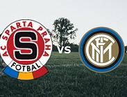 Sparta Praga Inter streaming gratis live. Dove vedere link, siti web