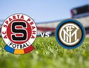 Sparta Praga Inter streaming gratis live migliori siti web, link. Dove vedere