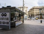 Edicola, Starbucks, assunzione, lavoro, solidarietà, Sala, Milano