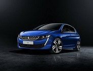 Peugeot 308 station wagon 2020