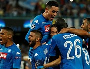 Stella Rossa Napoli Champions League live gratis streaming