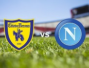 streaming Chievo Napoli