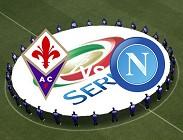 Fiorentina Napoli streaming gratis live. Dove vedere