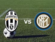 Juventus Inter streaming gratis live. Dove vedere su siti web, link