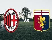 streaming Milan Genoa