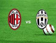 Juventus Milan streaming: come e dove vedere gratis su siti web e link (AGGIORNAMENTO)