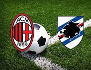 streaming Milan Sampdoria