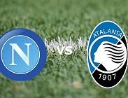 streaming Napoli Atalanta