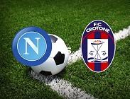 streaming Napoli Crotone