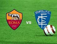 streaming Roma Empoli