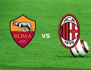 streaming Roma-Milan