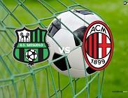 streaming Sassuolo Milan