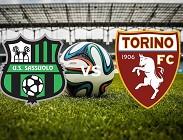 Streaming Sassuolo-Torino
