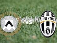 Udinese Juventus streaming