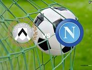 Udinese Napoli streaming. Dove vedere
