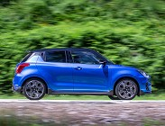 Opinioni Suzuki Swift ibrida 2020-2021