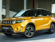 Dotazioni e consumi Suzuki Vitara 2019