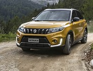 Nuovo Suzuki Vitara Hybrid 2021