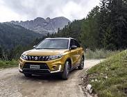 Nuova Suzuki Vitara ibrida 2021