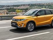 Prezzi e dotazioni Suzuki Vitara ibrida