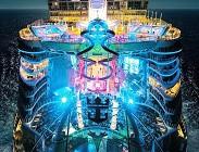 Symphony of the Seas, crociere, salpata, nave pi� grande al mondo